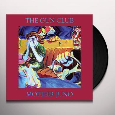The Gun Club MOTHER JUNO Vinyl Record