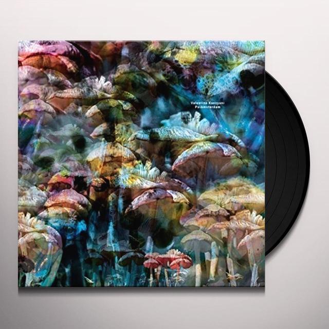 Valentino Kanzyani PSIAMSTERDAM (EP) Vinyl Record