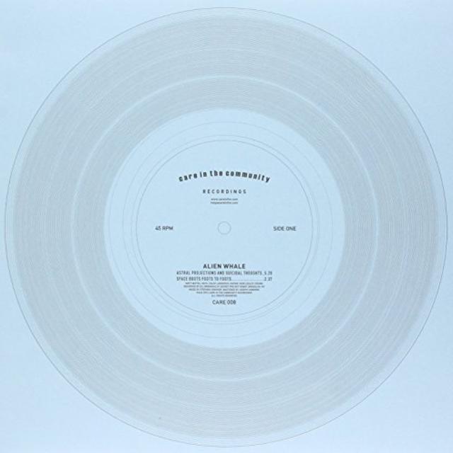 ALIEN WHALE Vinyl Record
