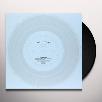 ALIEN WHALE  (EP) Vinyl Record - 10 Inch Single