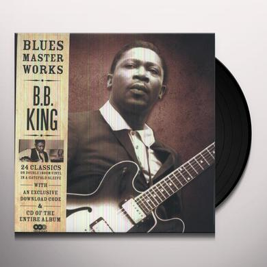 B.B. King 24 CLASSICS Vinyl Record