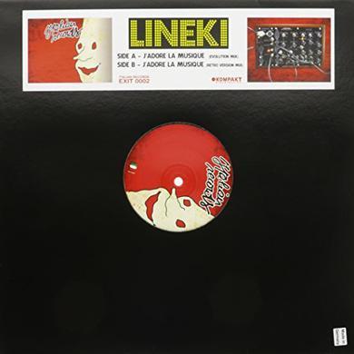 Lineki JADORE LA MUSIQUE Vinyl Record