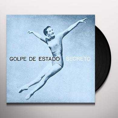 Golpe De Estado SECRETO (EP) Vinyl Record