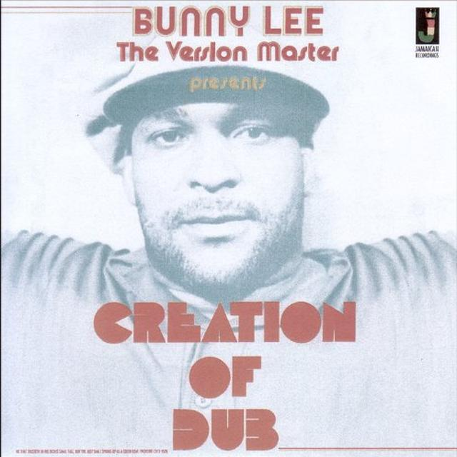 Bunny Lee CREATION OF DUB Vinyl Record