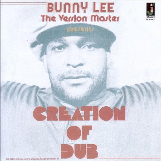 Bunny Lee CREATION OF DUB Vinyl Record