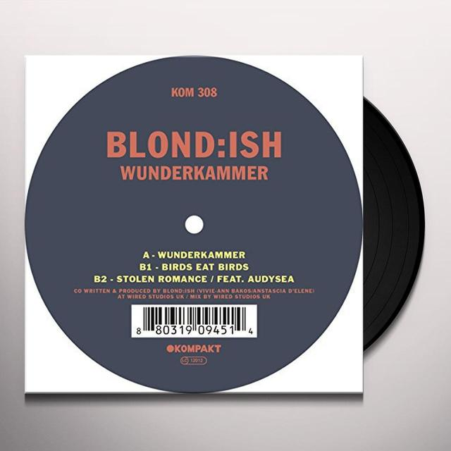 Blond:Ish WUNDERKAMMER (EP) Vinyl Record