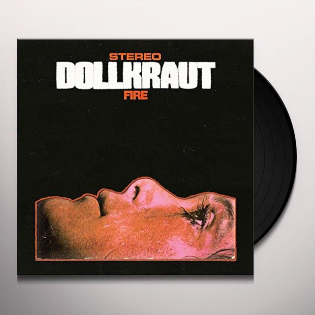 Dollkraut FIRE (EP) Vinyl Record