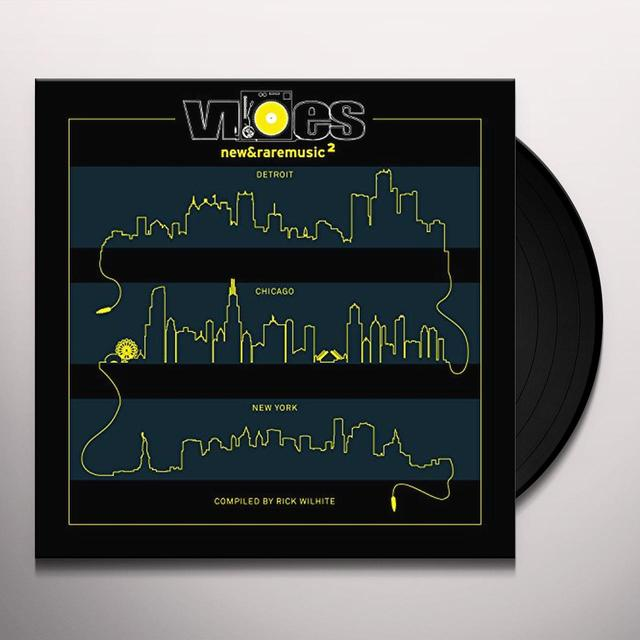 Rick Wilhite VIBES 2 PART 1 Vinyl Record