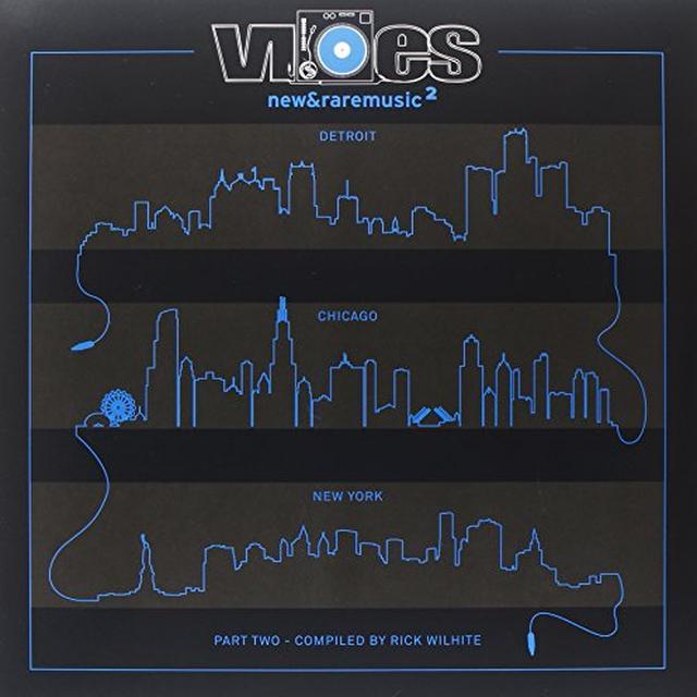 Rick Wilhite VIBES 2 PART 2 Vinyl Record
