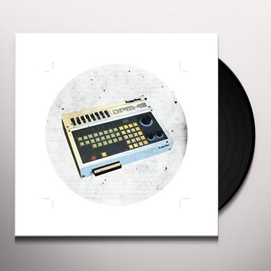 Todd Osborn T-RHYTHM TRAX 1 Vinyl Record