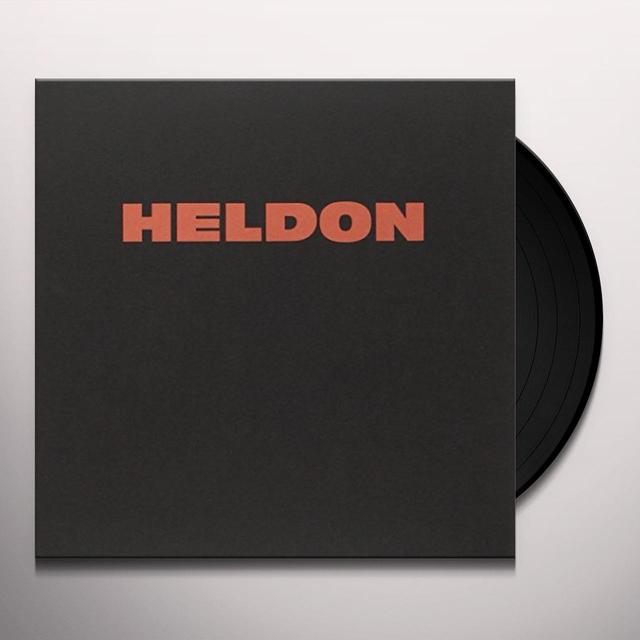 Heldon PERSPECTIVES Vinyl Record