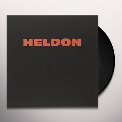 Heldon PERSPECTIVES Vinyl Record