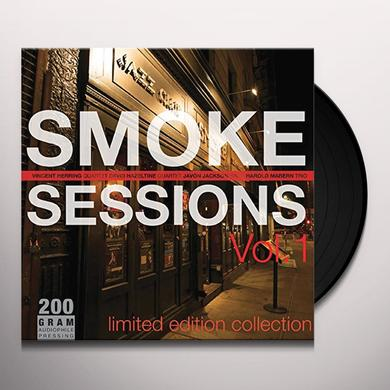 Smoke Sessions 1 / Various (Gate) SMOKE SESSIONS 1 / VARIOUS Vinyl Record