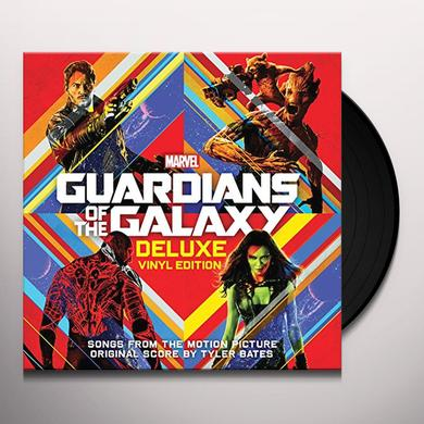Guardians Of The Galaxy / O.S.T. (Dlx) GUARDIANS OF THE GALAXY / O.S.T. Vinyl Record