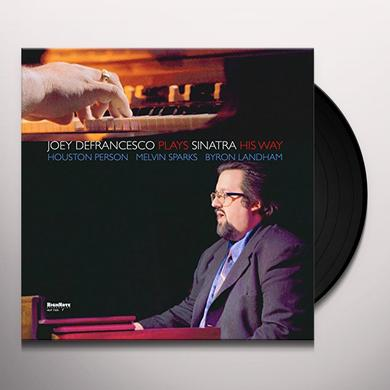 JOEY DEFRANCESCO Vinyl Record - 180 Gram Pressing