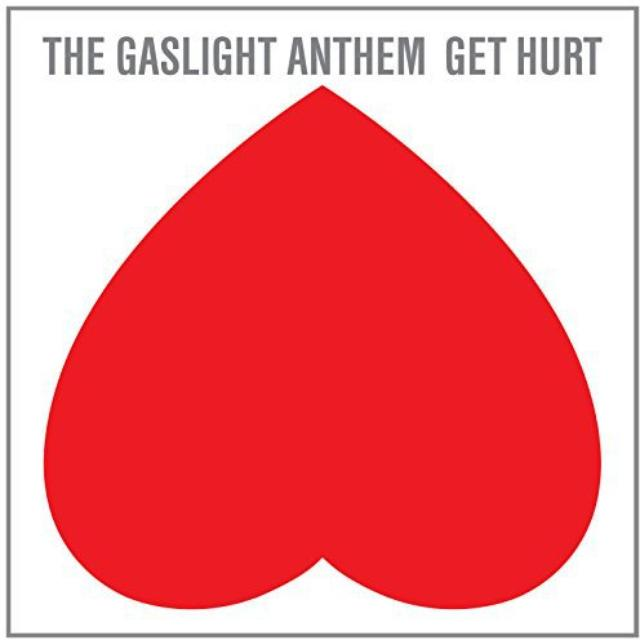 The Gaslight Anthem GET HURT Vinyl Record