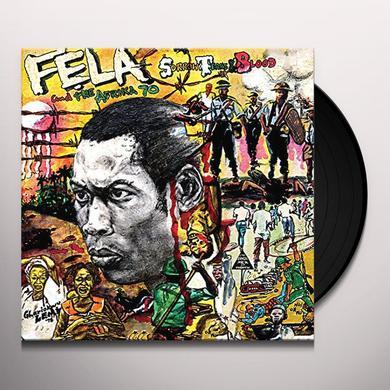 Fela Kuti SORROW TEARS & BLOOD Vinyl Record - Digital Download Included
