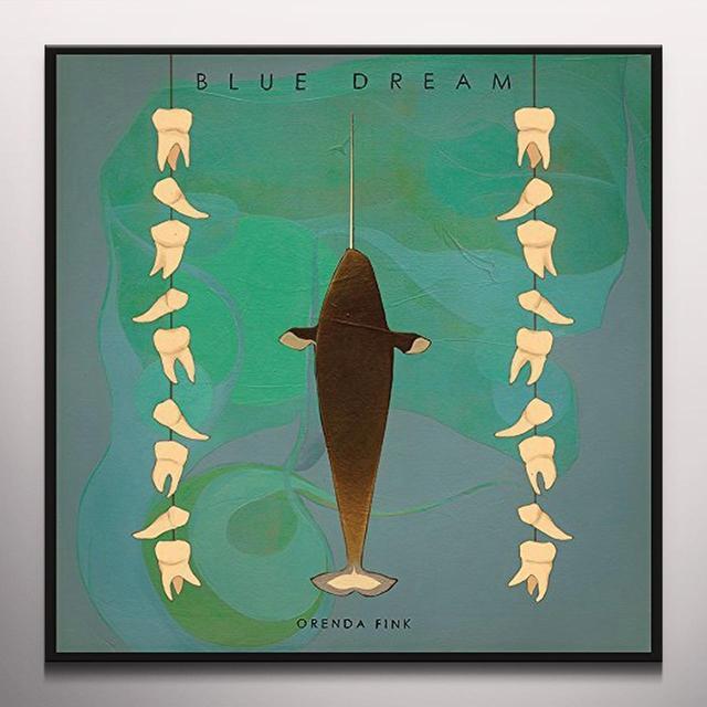 Orenda Fink BLUE DREAM (DLCD) (COLV) (Vinyl)
