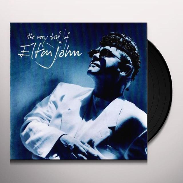 VERY BEST OF ELTON JOHN Vinyl Record