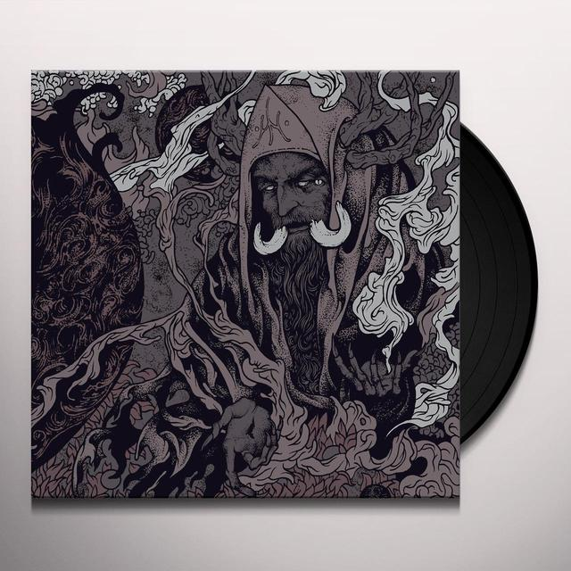 Ancient Ascendant ECHOES & CINDER Vinyl Record - Limited Edition