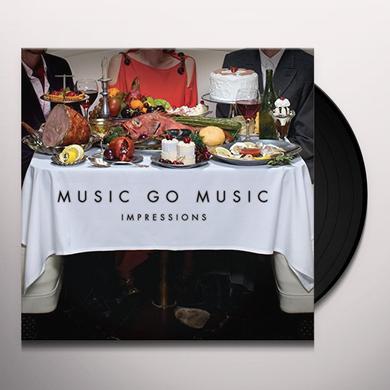 Music Go Music IMPRESSIONS Vinyl Record