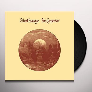 Bob Carpenter SILENT PASSAGE Vinyl Record