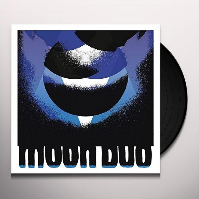 Moon Duo LIVE IN RAVENNA Vinyl Record