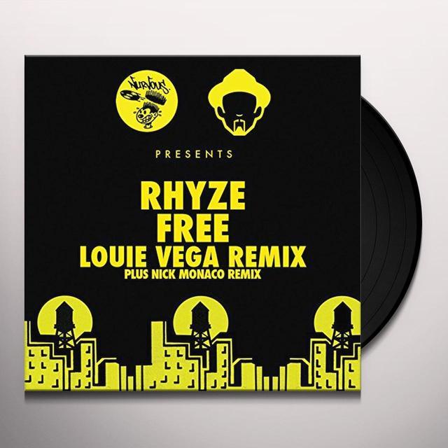 Rhyze FREE Vinyl Record