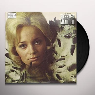 Barbara Mandrell BEST OF Vinyl Record