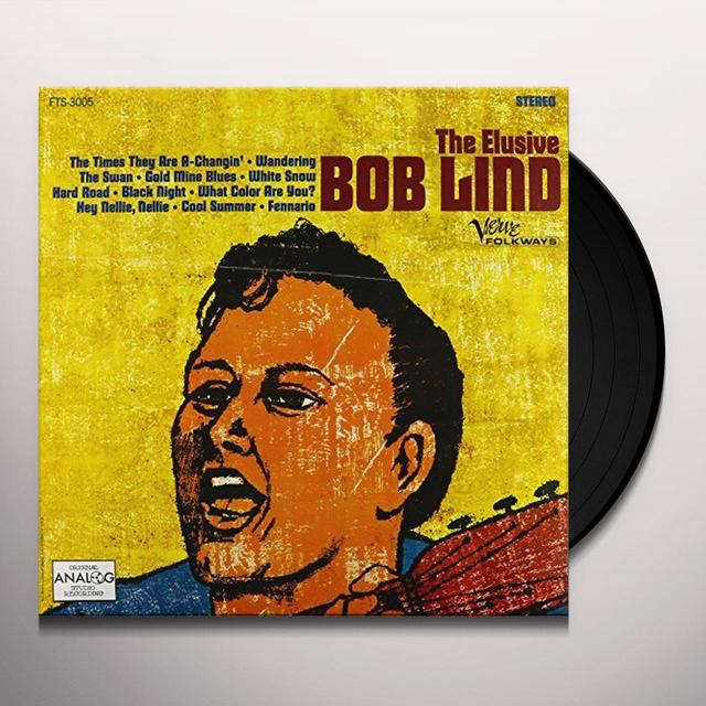 ELUSIVE BOB LIND Vinyl Record