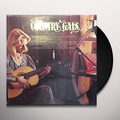 Country Gals LYNN ANDERSON / TAMMY WYNETTE / BARBARA MANDRELL Vinyl Record