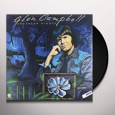 Glen Campbell SOUTHERN NIGHTS Vinyl Record