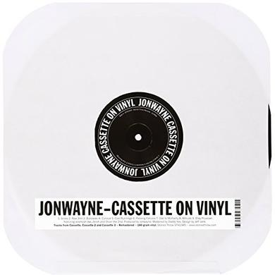 Jonwayne CASSETTE ON VINYL Vinyl Record