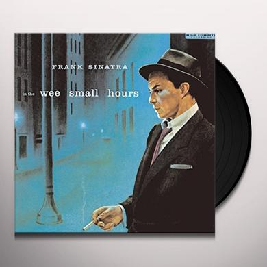 Frank Sinatra IN THE WEE SMALL HOURS Vinyl Record