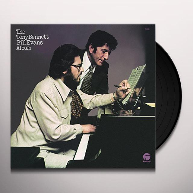 TONY BENNETT / BILL EVANS ALBUM Vinyl Record