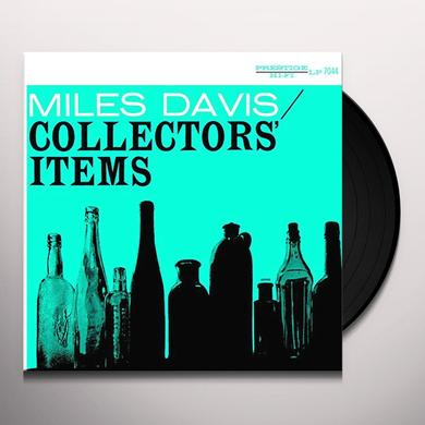Miles Davis COLLECTORS ITEMS Vinyl Record