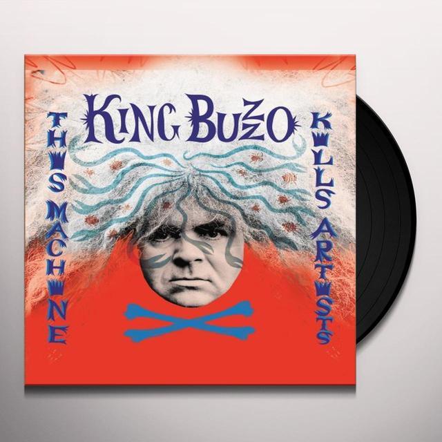 King Buzzo THIS MACHINE KILLS ARTISTS (Vinyl)