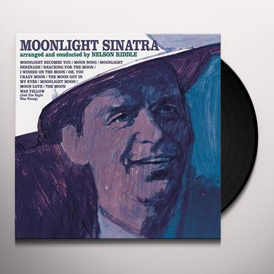 Frank Sinatra MOONLIGHT SINATRA Vinyl Record