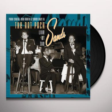 RAT PACK: LIVE AT THE SANDS / VARIOUS Vinyl Record