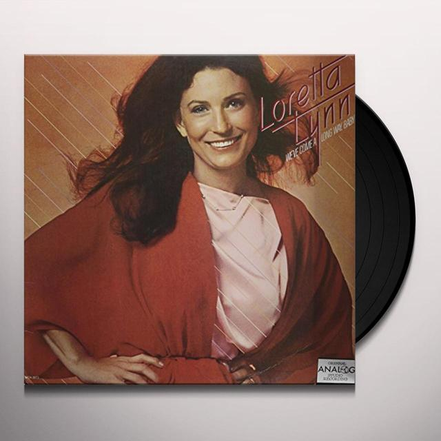 Loretta Lynn WE'VE COME A LONG WAY BABY Vinyl Record