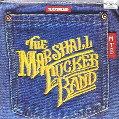 Marshall Tucker Band TUCKERERIZED Vinyl Record