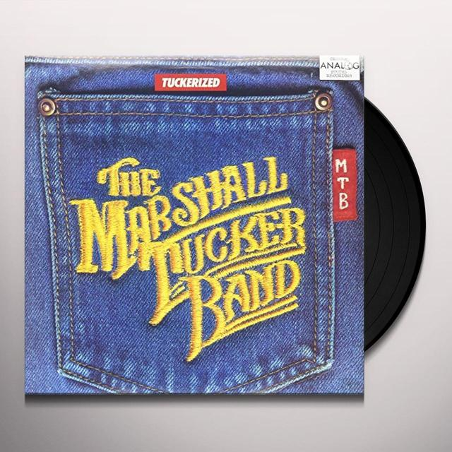 Marshall Tucker Band TUCKERERIZED Vinyl Record