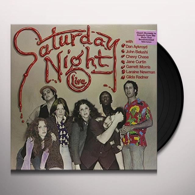 Saturday Night Live ORIGINAL CAST: BELUSHI / AYKROYD / GILDA RADNER Vinyl Record