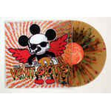 Vomit Spots DUDE I DIDN'T KNOW Vinyl Record
