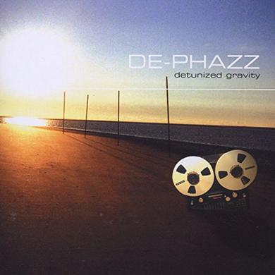 De-Phazz DETUNIZED GRAVITY Vinyl Record