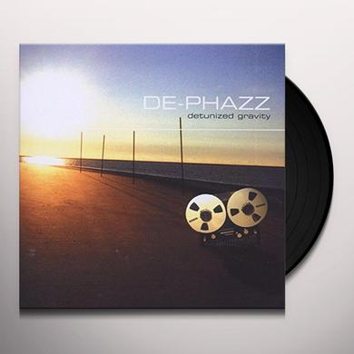 De-Phazz DETUNIZED GRAVITY (GER) Vinyl Record