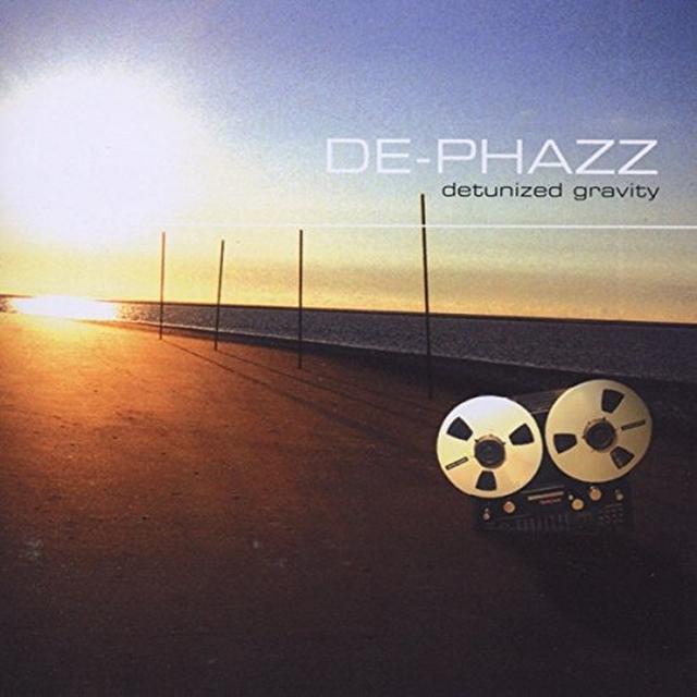 De-Phazz DETUNIZED GRAVITY Vinyl Record