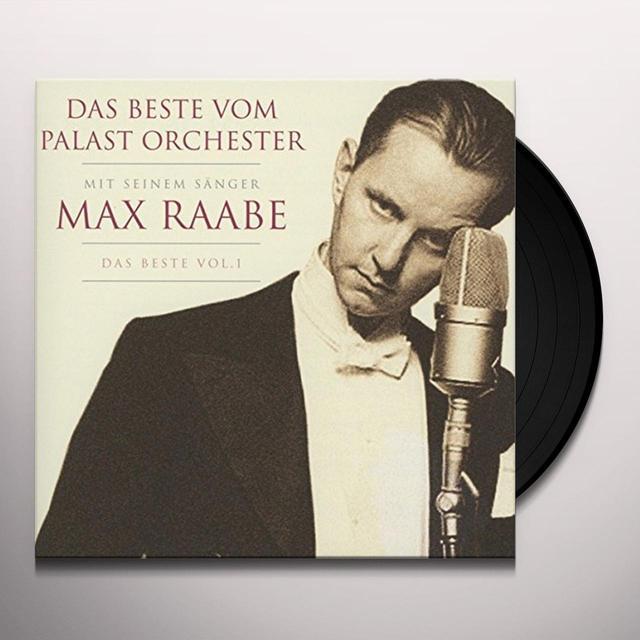 Palast Orchester & Mit Seinem Sanger Max Raabe DAS BESTE 1 Vinyl Record