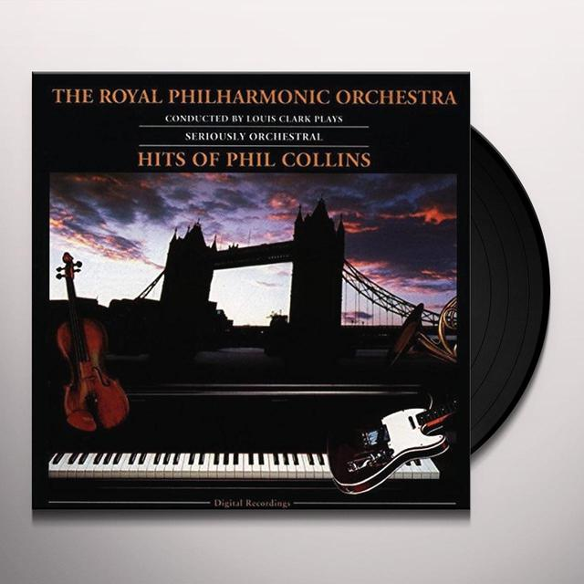 Royal Philharmonic Orchestra PLAYS PHIL COLLINS Vinyl Record