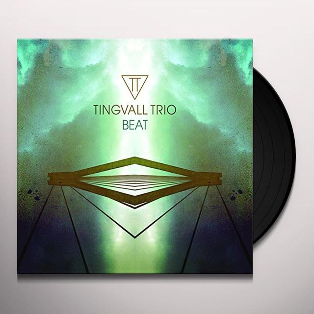 Tingvall Trio BEAT (GER) Vinyl Record
